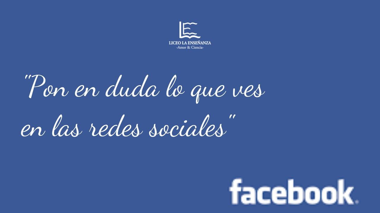 Articulo Redes Sociales, ¿Quieres involucrarte en los temas que le generan curiosidad a tu hijo? - Liceo La Enseñanza